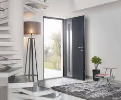 Les avantages d'une porte d'entrée aluminium
