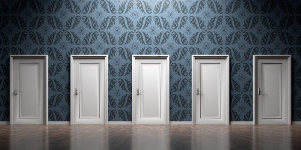 Les critères de choix d'une porte de service