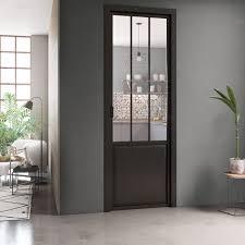 Les portes en vitre : est-ce une bonne idée ?