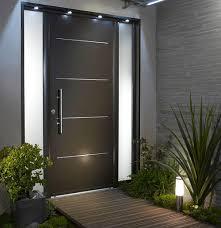 Design moderne pour votre porte d'entrée